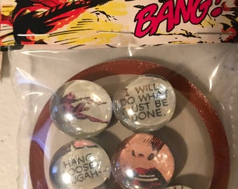 X-Men magnets -Bang!