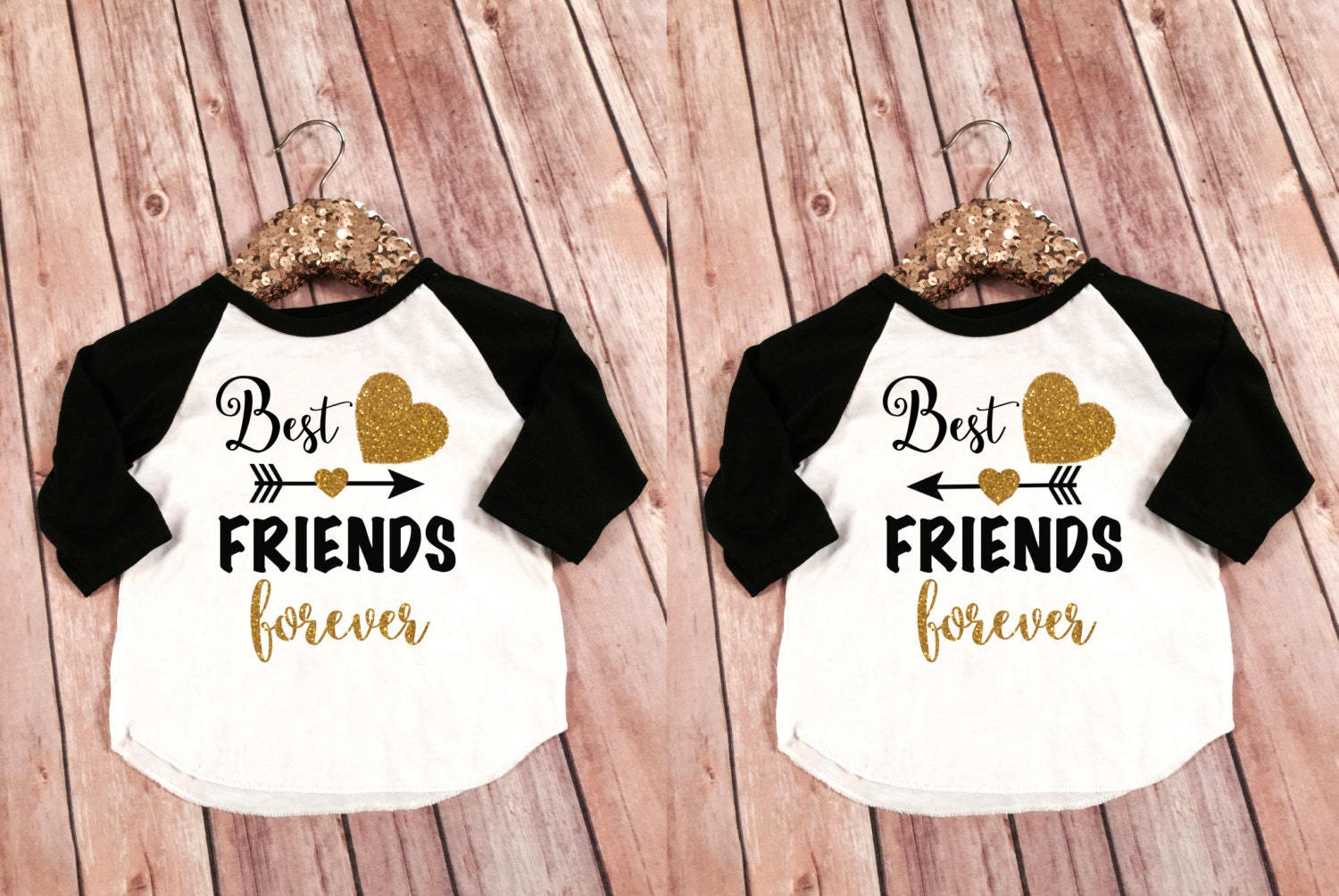 Best Friends Kid's Shirts Best Friends Forever Shirts