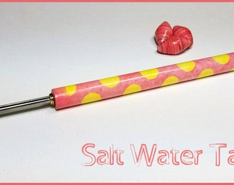 """Salt Water Taffy Paper Bead Roller / Tool from the Lots of Dots Collection - Your Choice 1/8"""" or 3/32"""" Tutorial Included"""