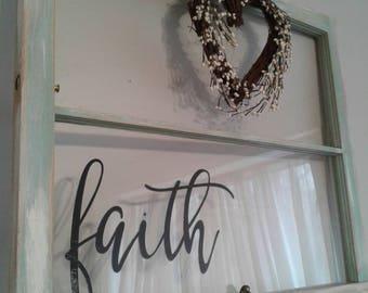 Faith window