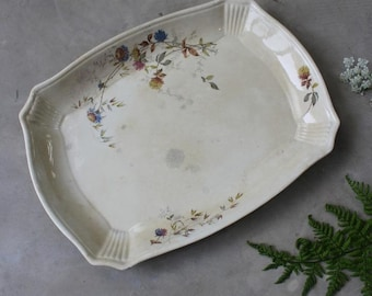 Ridgway Large Serving Plate