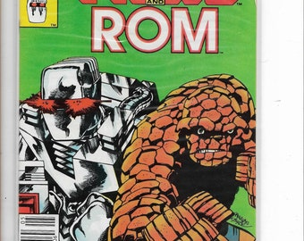 Marvel Two-In-One  #99   Fantastic Fours' The THING/ROM