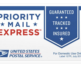 Upgrade to UPSP Priority Mail Express