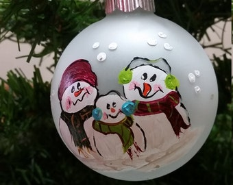 Friends or Family Ornament