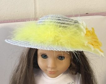 """Hat #7 doll clothes for the 18"""" like American girl"""