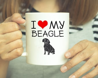 Beagle Gift, Beagle, Beagle Coffee Mug, Dog Lover Gift, Beagle Lover, Beagle Dog, Beagle Mom, Beagle Mug, Dog, Beagle Love, Beagle Tea Cup