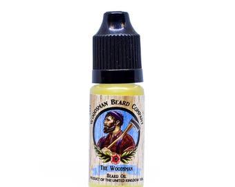 The Woodsman Beard Oil 10ml