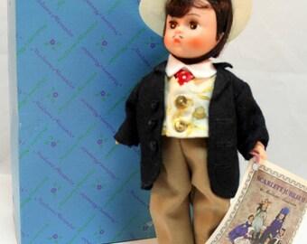 "Madame Alexander Rhett Butler Scarlette Jubilee II Series Dress Outfit 8"" box"