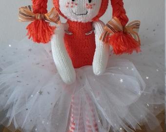 Beautiful Ballerina Doll