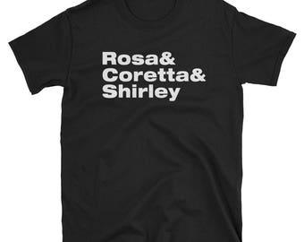 Women's History Month Shirt - Women's Rights Shirt - Civil Rights - Activism - Strong Women - Proud Women T-Shirt