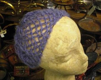 Purple Medieval Snood