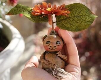 Mandrake Root ; Mandragora; Cute Monster