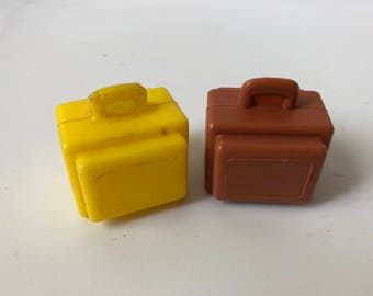 Fisher Price Little People Luggage