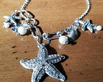 Sparkly Beach Necklace
