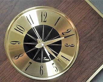 Vintage Seth Thomas Verve Wall Clock