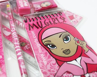 MU Girls Pencil Set