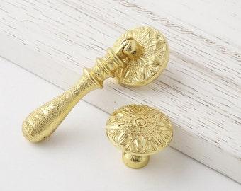 Pendant drawer pulls etsy drop pull knob drawer knobs pulls handles dresser knobs pull handles pendant gold kitchen cabinet pull aloadofball Gallery