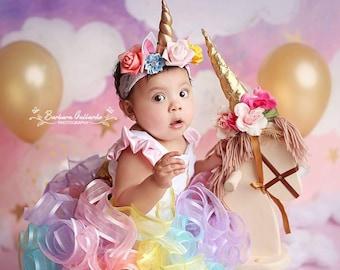 Unicorn Corset Dress