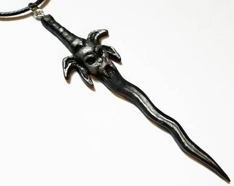 Legacy of Kain: Soul Reaver sword necklace