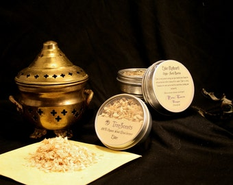Elder - TreeScents - Natural Wood Ritual Incense -