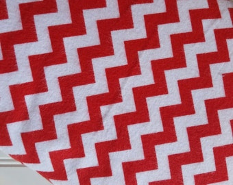 Riley-Blake-Designs-Fabric-By-The-Yard-Red-Flannel-Chevron-Fat-Quarters-Sewing-DIY-Projects-Crafts-Supplies