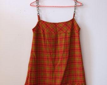 Rare 60's Mini Dress