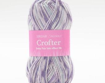 Sirdar Snuggly Baby Crofter DK Yarn - Keltie (0151)
