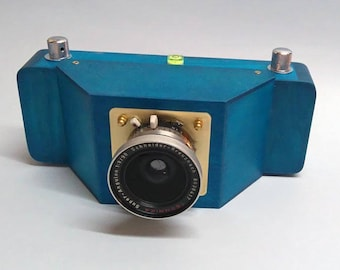 6x17cm panoramic camera (medium format