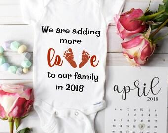 Baby announcement unique ideas