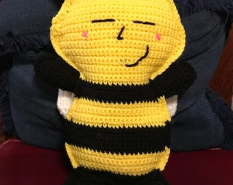 Cute Whimsical Ragdoll Bumblebee Cuddle Toy - FREE SHIPPING