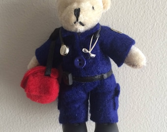 EMT bear ornament