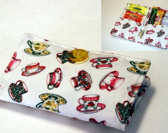 Drinks On the Go Wallet pdf Sewing Pattern
