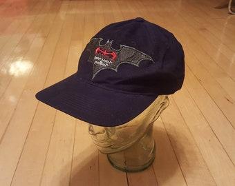 90s Batman and Robin Hat 1997 Snap Back