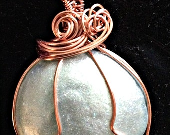 Hand-made Pendant ~ Pearl