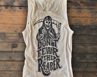 Don't Fear The Reaper salvaged tank