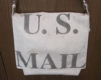 MESSENGER U.S. MAIL BAG/Purse