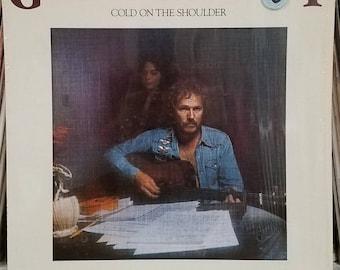 Gordon Lightfoot Cold on The Shoulder 1975 Country/Folk LP Still in Shrink Wrap w/ Original inner Sleeve Relapse Records MS 2206