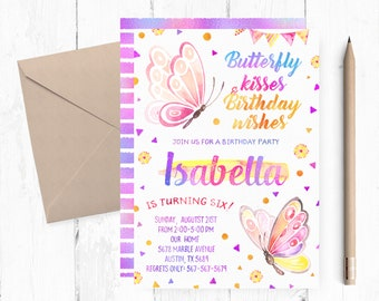 invitation to birthday