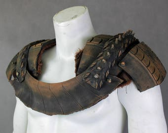 Fallout Armor - Fallout Cosplay - Tire Breastplate - Wasteland Costume - Witcher - Burning Man Costumes