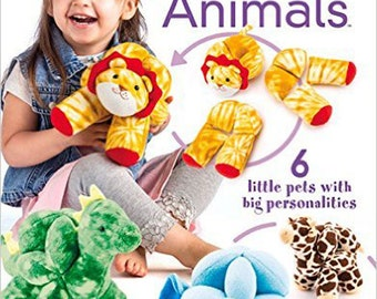 Sew & Play Puzzle Ball Animals - paperback