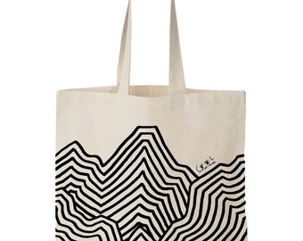 tote bag Black Mountain