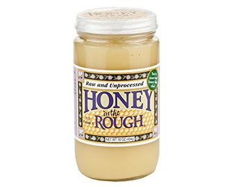 Dutch Gold Honey In The Rough, 16 Oz. (Pack of 4)