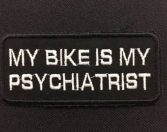 PSYCHIATRIST PATCH