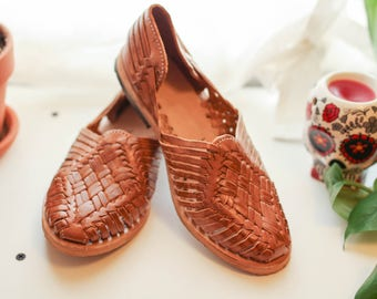 Ana - Handmade Mexican Women's Huaraches