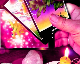 Osho Zen Tarot Reading, insight into your soul journey and spiritual path, ask a question.Experienced, friendly psychic, 500 word email.