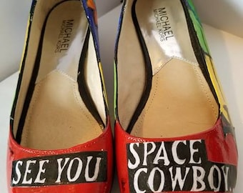 Cowboy Bebop shoes Size 7