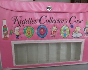 Vintage Kiddles Collector's Case-No Handle