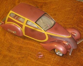 Ertl Die Cast Car , Woody Station Wagon , Diecast Station Wagon