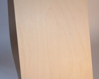 """Birch Plywood / Laser Ply Blanks 6mm / ~1/4"""" A4 / A5 / A6 / A7"""