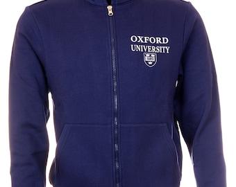 Officially Licensed Oxford University Men's Jacket